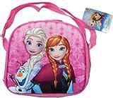 Ecco a voi una bellissima ed innovativa borsa termica per bambini con sagoma in rilievo delle principesse Disney Frozen Anna e Elsa e del loro amico Olaf! Con cerniera centrale e bretella regolabile. L'ideale per l'asilo, la scuola, il tempo ...