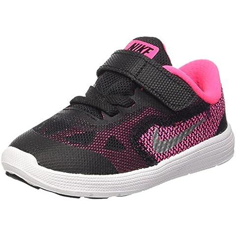 Nike Revolution 3 (Tdv) Scarpe Prima infanzia (1-10 mesi), Bambina