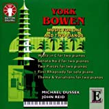 Bowen: Music for One and Two Pianos