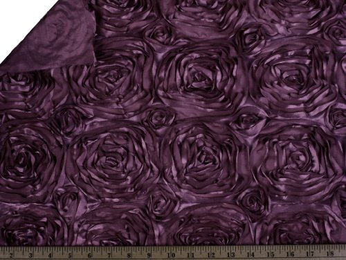 splenda-satin-ribbon-rosette-plum-fabric-by-la-linen