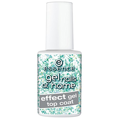 Essence Essence Gel Nails at Home EFFECT GEL TOP COAT Nr. 01 Diamond Rocks 7ml -