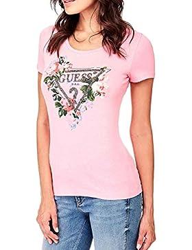 GUESS Camiseta W82I06-JA900-SCPK