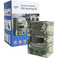 8MP 720P Jagd Scouting Trail Digitalkamera Wildlife Kamera PNI Hunting 2C, Micro SD-Kartensteckplatz, Foto-und Film-Modi, Nachtsicht 26IR LED, IP54 Waterproof Class