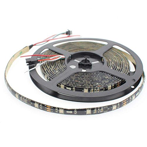 Ledbox Tira LED IC Digital 2811, RGBX, DC12V, 5m, (30 Led-m) IP67, RGB