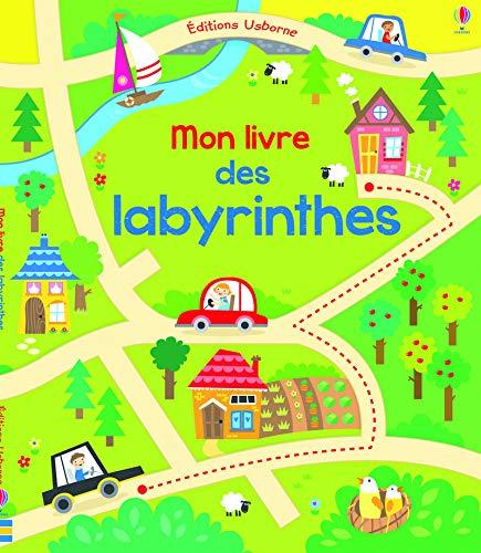 Mon livre des labyrinthes par Kirsteen Robson