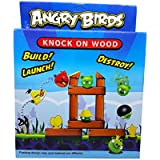 Swag Market Stylish Angry Bird Toy Knock On Wood Build, Launch And Destroy Board Game With Cute Characters