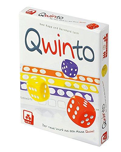 NSV-4036-QWINTO-Wrfelspiel NSV – 4036 – QWINTO – Würfelspiel -