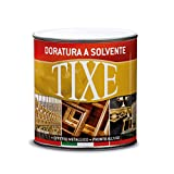 Tixe 102501 Esterni Solvente, Vernice, Oro Riccopallido, 500 ml