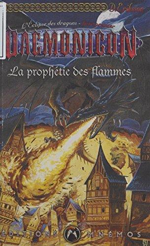 L'éclipse des dragons (1) : La prophétie des flammes