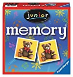 Ravensburger Spieleverlag RAV21452 Junior Memory Board Game by Ravensburger Spieleverlag