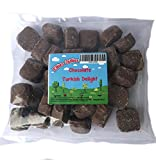 Ellies Jellies® Chocolate Turkish Delight 500g Bag