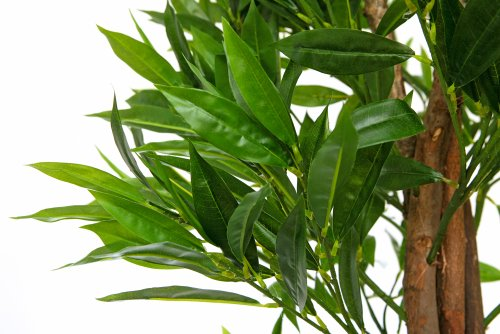 Olivenbaum 1,60 m Kunstbaum Kunstpflanze