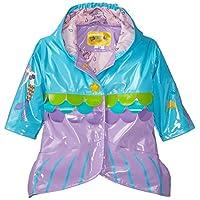 Kidorable Original Branded Mermaid Raincoat For Girls, children (70/76)