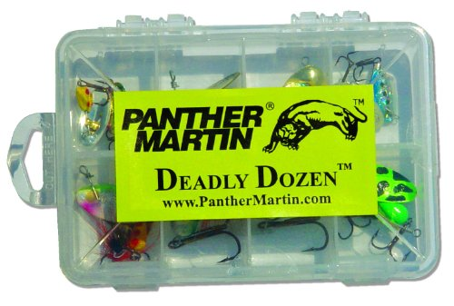 Panther Martin tödliche Dutzend Spinner Kit -