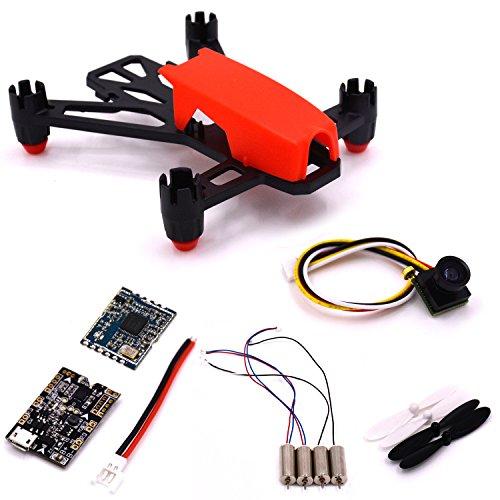 LHI Q100 Super Mini FPV Racer Quadcopter DIY Indoor Kit Frame+4pcs 8520...