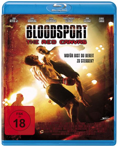 Preisvergleich Produktbild Bloodsport - The Red Canvas [Blu-ray]