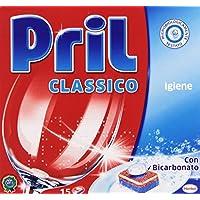 Pril - Detergente Disincrostante, Classico, con Bicarbonato - 285 g