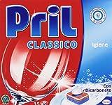 Pril Detergente Disincrostante, Classico con Bicarbonato - 263 gr