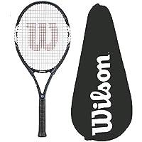 Wilson Surge POWER 108 Grafito Raqueta de tenis + Largo Completo Funda L2
