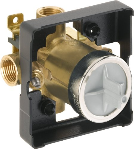 Delta Faucet R10000-IPWS MultiChoice(R) Universal Tub and Shower Valve Body by DELTA FAUCET - Delta-shower Body