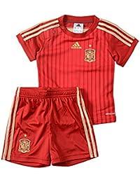 adidas Conjunto Bebe Seleccion Española 2014 rojo Talla 86