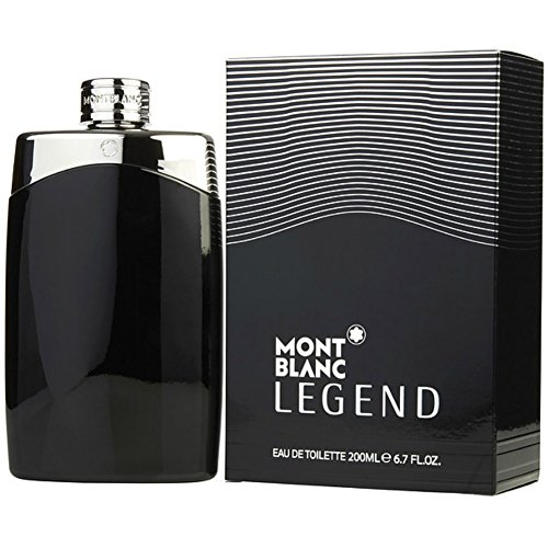 PARFÜM FÜR MANN MONT BLANC LEGEND FOR MEN POUR HOMME 200 ML EDT 6,7 OZ 200ML EAU DE TOILETTE SPRAY 100% ORIGINAL