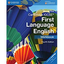 Cambridge IGCSE First Language English Workbook.