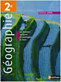 Geographie: Programme 2001 (French Edition) by Viviane Bories (2006-05-24)
