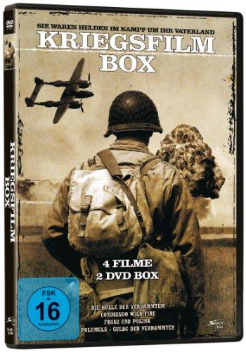 Kriegsfilm-Box *4 Filme auf 2 DVDs!* (Kriegsfilme Auf Dvd)
