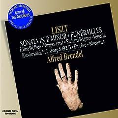 Liszt: Sonata in B minor etc