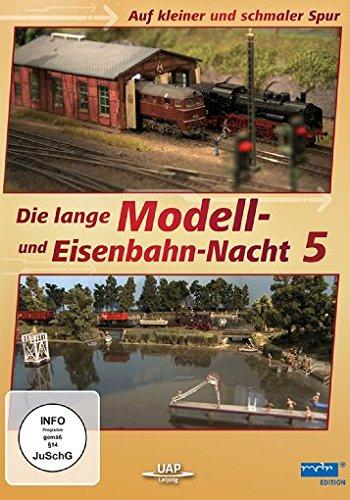 Die 5. lange Modellbahn-Nacht
