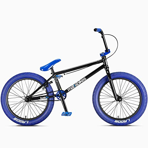 Mafiabikes 20 Zoll BMX Bike Kush 2+ Verschiedene Farbvarianten (Dusk) - Bmx Bike 20 Zoll