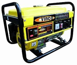 vinco 60122n stromgenerator benzin maximale leistung 2 8 kw 4 takt single phase. Black Bedroom Furniture Sets. Home Design Ideas