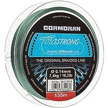 gr/ün 1200m Coramidschnur geflochten Cormoran CORASTRONG