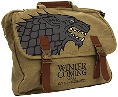Game of Thrones Satchel House of Stark 'Winter is Coming' Messenger Bag