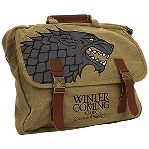 Bandolera Stark Winter is Coming de Juego de Tronos - Bolsa de viaje 14