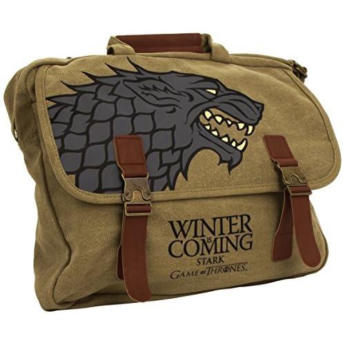 Bandolera Stark Winter is Coming de Juego de Tronos - Bolsa de viaje 3