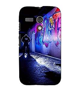 Fuson Designer Back Case Cover for Motorola Moto G :: Motorola Moto G (1st Gen) :: Motorola Moto G Dual (Video Game Theme)