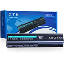 DTK Nueva Portátil Batería para Hp Pavilion Dv4 Dv4-2000 Dv5 Dv6 Dv6-2000 CQ40 CQ41 CQ45 Cq50 Cq60 Cq70 G50 G60 G60t G61 G70 G71 Series, Fits P/n 484170-001 Ev12 Ks524aa Ks526aa Hstnn-ib72 [4400MAH-6-cell]