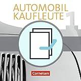 Automobilkaufleute - Neubearbeitung: Band 1: Lernfelder 1-4 - Fachkunde und Arbeitsbuch: 451282-5 und 451284-9 im Paket - Norbert Büsch, Antje Kost, Michael Piek