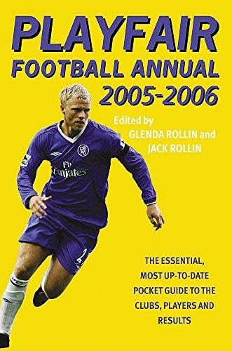 Playfair Football Annual 2005-2006 (Deutschland 2006 Fussball Ball)