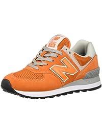 New Balance Ml574v2, Zapatillas para Hombre, Hueso (Beige), 49 EU