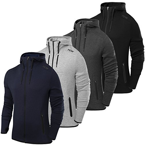 Men's TCA Revolution Tech Hoodie with Zip Pockets