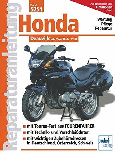 Preisvergleich Produktbild Honda Deauville (Reparaturanleitungen)