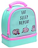 Pusheen Two-Compartment Lunch Bag