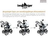 Bergsteiger Capri Kombikinderwagen 3-in-1 – System - 3