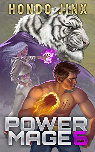 Power Mage 6 (English Edition)