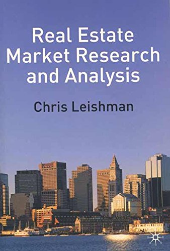 Real Estate Market Research Analysis