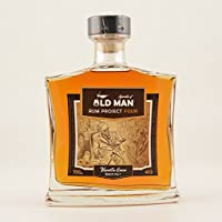 """""""Rum Project Four"""" (Vanilla Cane) by Spirits of Old Man 40% 0,7l"""
