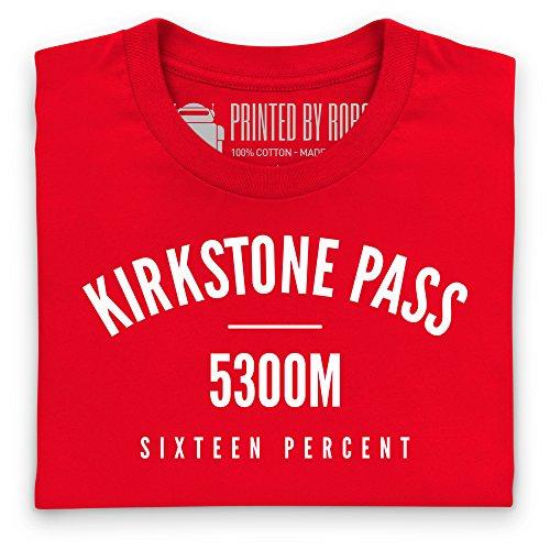 Cycling - Kirkstone Pass T-Shirt, Herren Rot